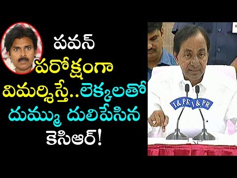Thumbnail: Cm KCR Makes Bold Statement Like Pawan Kalyan | Fire On North India Politics|South India |Newsdeccan