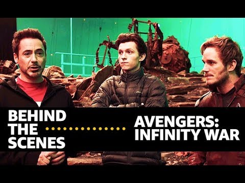 NEW Avengers: Infinity War 10 Year Legacy Behind-The-Scenes