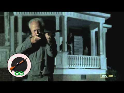 The Walking Dead - Hershel's Shotgun with Infinite Ammo Hack (TWD)