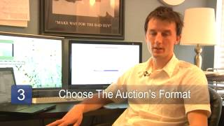 How to Create an Online Auction