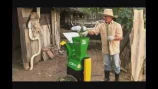 Triturador de milho, triturador de grãos e forrageiro Trapp. Brasutil