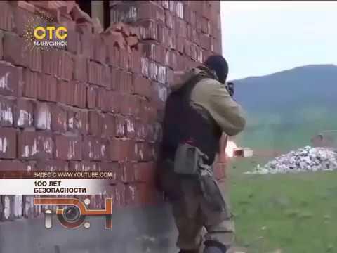 100 ЛЕТ БЕЗОПАСНОСТИ. ДЕНЬ ФСБ.