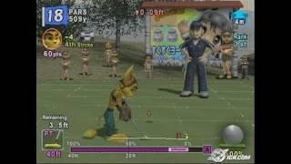 Hot Shots Golf Fore! PlayStation 2 Gameplay -
