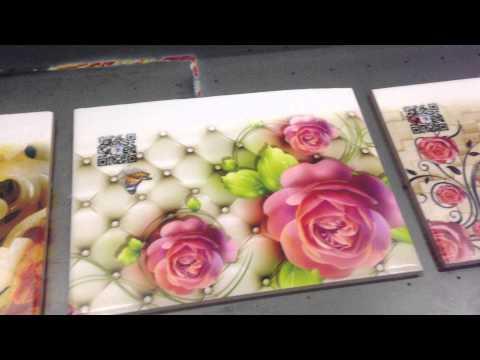 Large format uv ceramic printer,  high resolution ceramic tile printing machine in China
