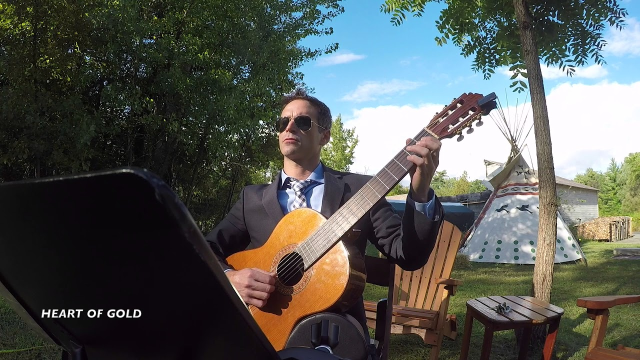 Classic Wedding Ceremony Music: Classical Guitar Wedding Ceremony Music In Saratoga, NY
