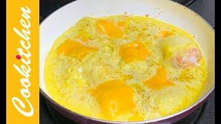 토마토달걀 원팬 서양식…
