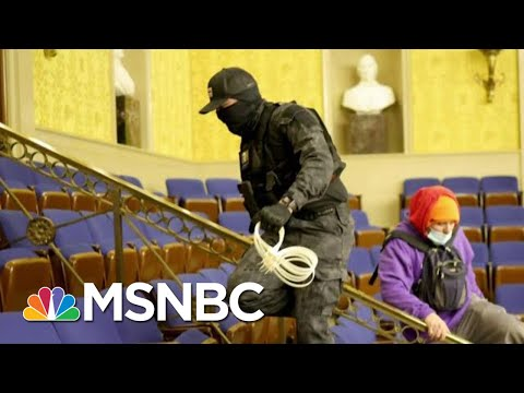 House May Impeach Trump For Inciting Mob Attack | The Beat With Ari Melber | MSNBC