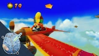 Crash Bandicoot: Warped (PS4) - Part 5: Trading Card Crash