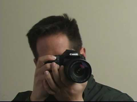 How to Change Your Focus Squares | Canon 40D | Digital Photo