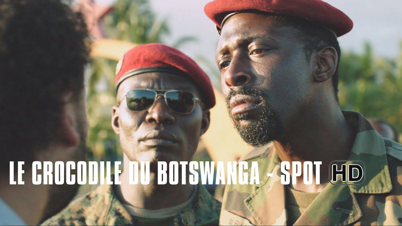 le crocodile du botswanga mp4