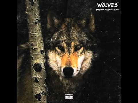 Kanye West feat. Vic Mensa & Sia – Wolves