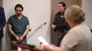 Fiance and parents of Calvin College student killed by teen fleeing police speak at sentencing