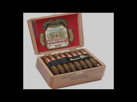 Cigar review - Arturo Fuente Short Story.