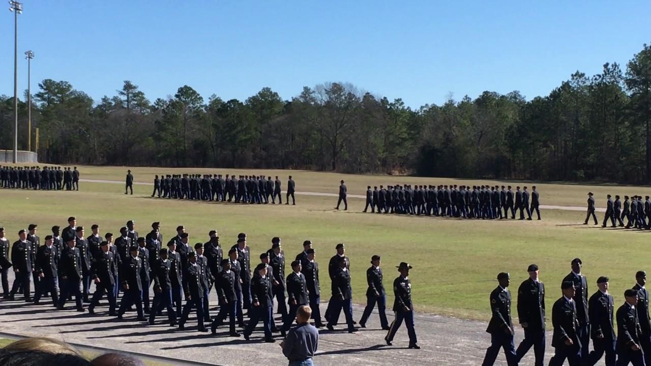 US Army Basic Combat Training BCT Photos - The