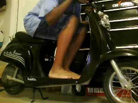 Razor Pocket Mod Electric Scooter Vapor Black Youtube