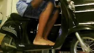 razor pocket mod electric scooter vapor black