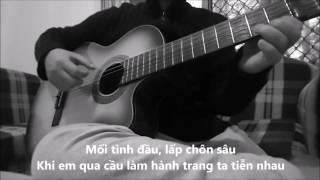 Chỉ còn mình anh (Lời Việt: Lữ Liên) - Guitar Solo