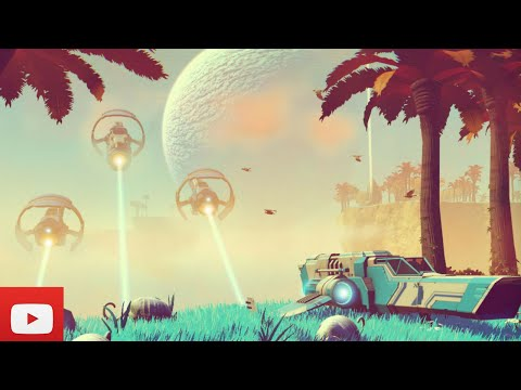 No Mans Sky: Journey to the centre of the universe Part 2