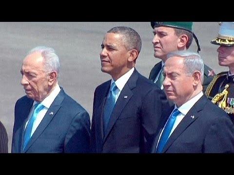 Obama, Le Conflit Israélo-palestinien Et Sa Visite