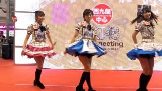 [4K] HKT48 - 兒玉遥 多田愛佳 松岡菜摘 - Fan Meeting in Hong Kong 15/10/2014
