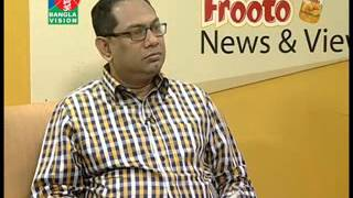 Hassan Ahmed Chowdhury Kiron With Dr. Shafiq Siddiq Banglavision News 5th January 2016