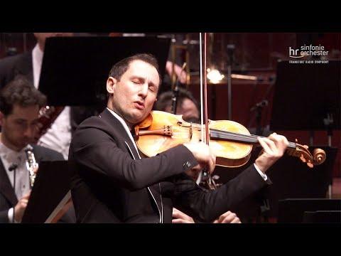 Walton: Bratschenkonzert ? hr-Sinfonieorchester ? Antoine Tamestit ? Manfred Honeck