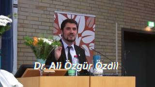 Dr. Ali Özgür Özdil - Meine Gesellschaft. Mein Beitrag