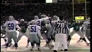 Thanksgiving 1993 - Miami Dolphins at Dallas Cowboys