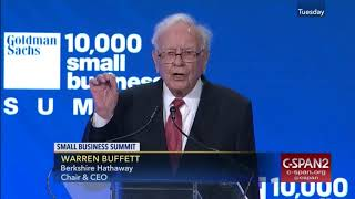 Warren Buffett - Advice for Entrepreneurs