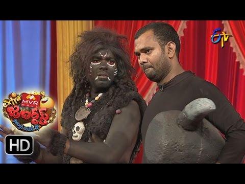 Sudigaali Sudheer Performance | Extra Jabardsth | 19th May 2017 | ETV  Telugu