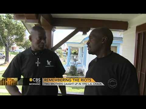 20 years after L.A. riots, brothers reflect