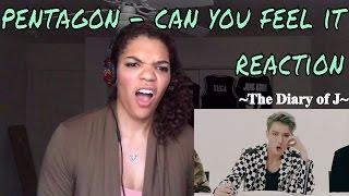 Video [MV] PENTAGON(펜타곤) - Can You Feel It(감이 오지) | Reaction! [YO PENTAGON. ALL Y'ALL NEED TO CHILL!!] download MP3, 3GP, MP4, WEBM, AVI, FLV Juni 2018