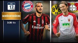 Bonucci zum FC Bayern? Gregoritsch im Fokus von Top-Klubs