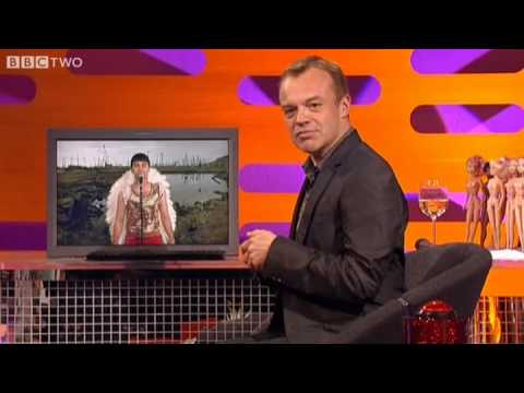 Azerbaijan's Eurovision Warmup - The Graham Norton Show - BBC Two
