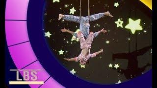 Meet Aerial Acrobats only 7 & 10 years old! | Little Big Shots Aus Season 2 Episode 3