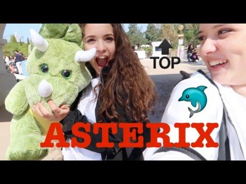 ASTERIX - Wonderful luna park in Paris