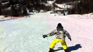 2ième journée en ski