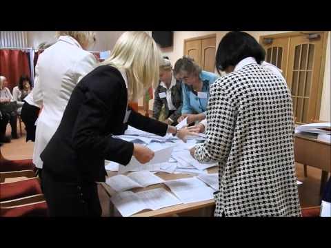 Как подсчитывают голоса на выборах в Беларуси