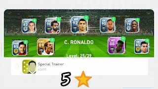 Let's Train with 5 Star Trainer || Amazing 😱 || PES 19 Mobile ||