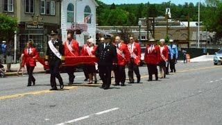 2015 Annual Hudson Valley Volunteer Firemen