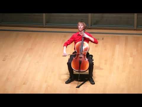 Benjamin Britten: Suite for Cello, Op. 72