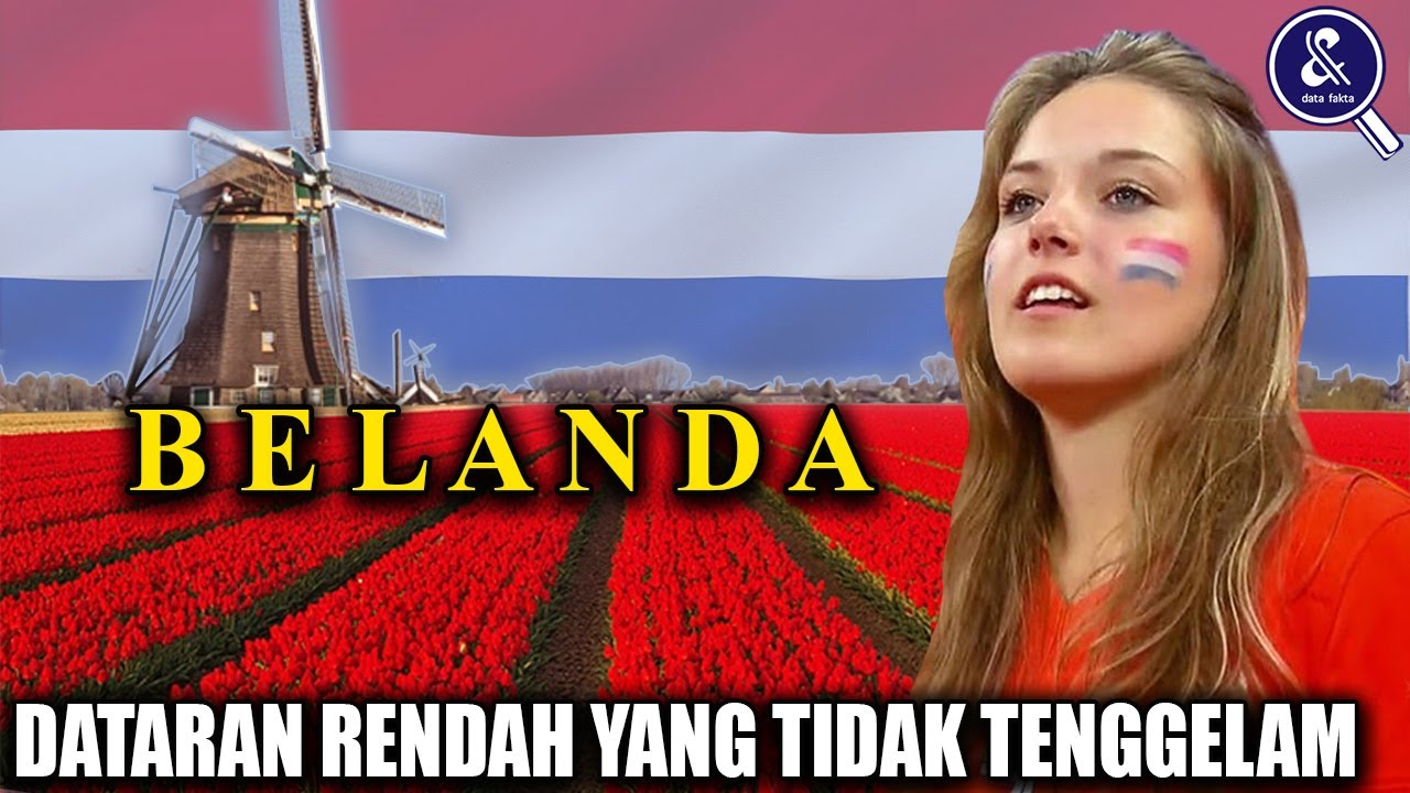 MENAKJUBKAN! Negara yg Mengimpor Narapidana! Inilah Sejarah dan Fakta Menarik Negara Belanda