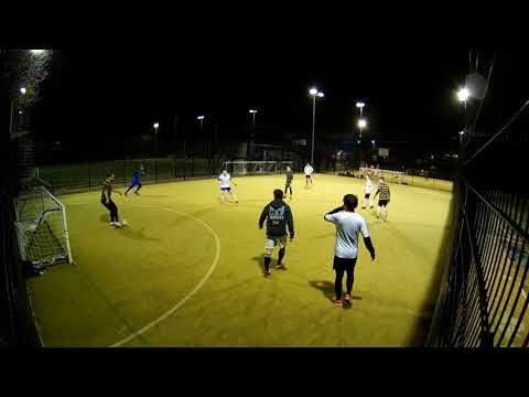 Bacons college 5 a side 25/01/18