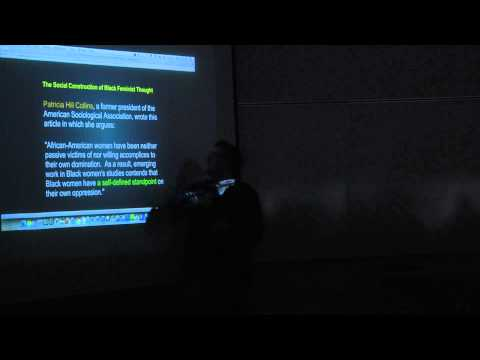 2012-10-08 Pt1 Conceptualizations and Research of African American Family Life in the United States