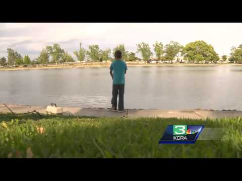 Marysville Hopes Fishing Derby Is Solution To Stinky Lake