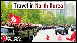 Travel in North Korea #Shorts
