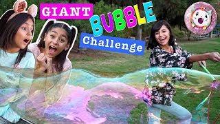 Pikmi Pops Bubble Drops Surprise Challenge - Toy Master - Sis Vs Sis // GEM Sisters