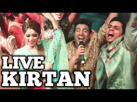 live-kirtan---pre-wedding-event-in-delhi-by-madhavas-rock-band
