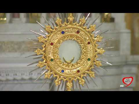 Con il Dio della Vita... Adorazione Eucaristica - 9 Luglio 2020