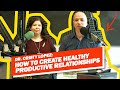 Dr. Cristy Lopez: Building Relationship Capital & Four Horseman in Relationships with Dan Kuschell